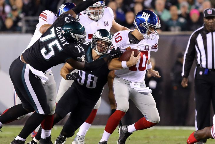 Eagles will wear black uniforms vs. Giants Monday night