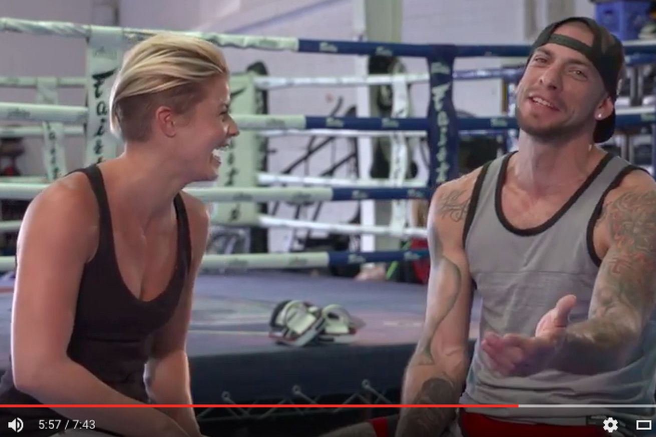 GLORY 30: Joe Schilling sits down with Whitney Miller to talk Jason Wilnis rematch and much more