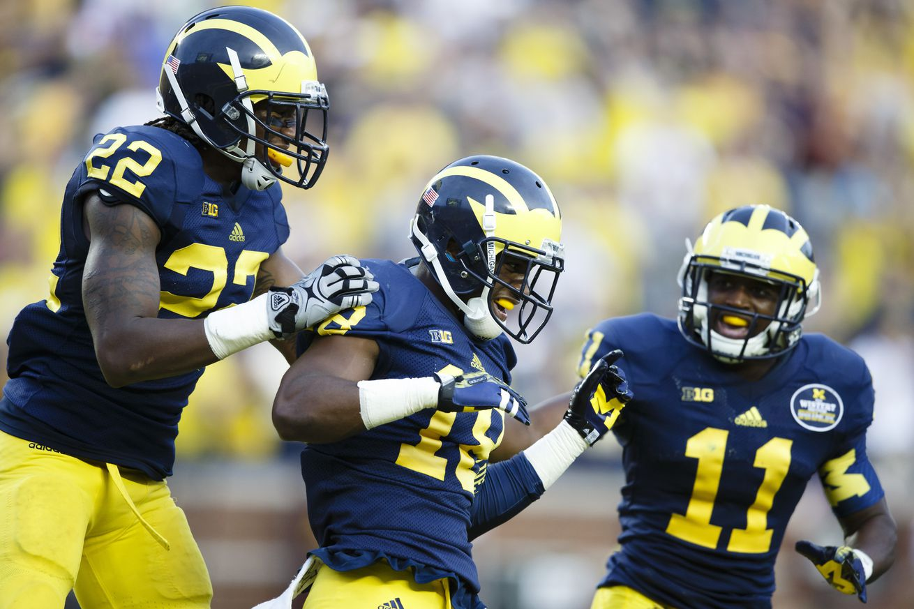 Why the Jabrill Peppers Saga will Begin and End with ...