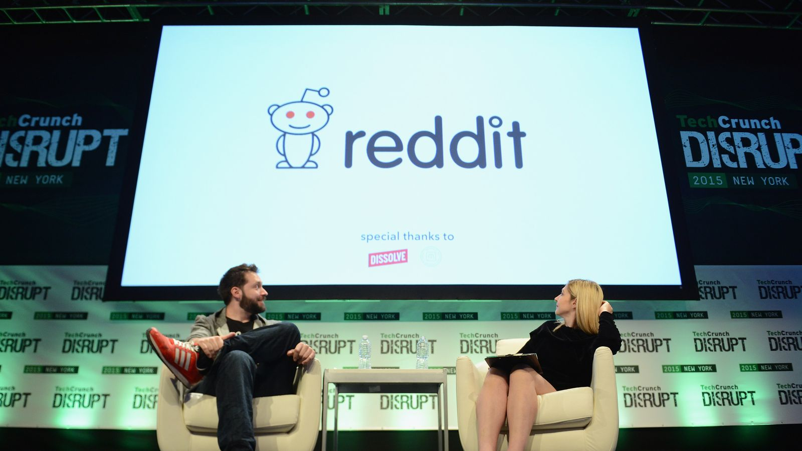 Reddit is shaking up management in its latest ...