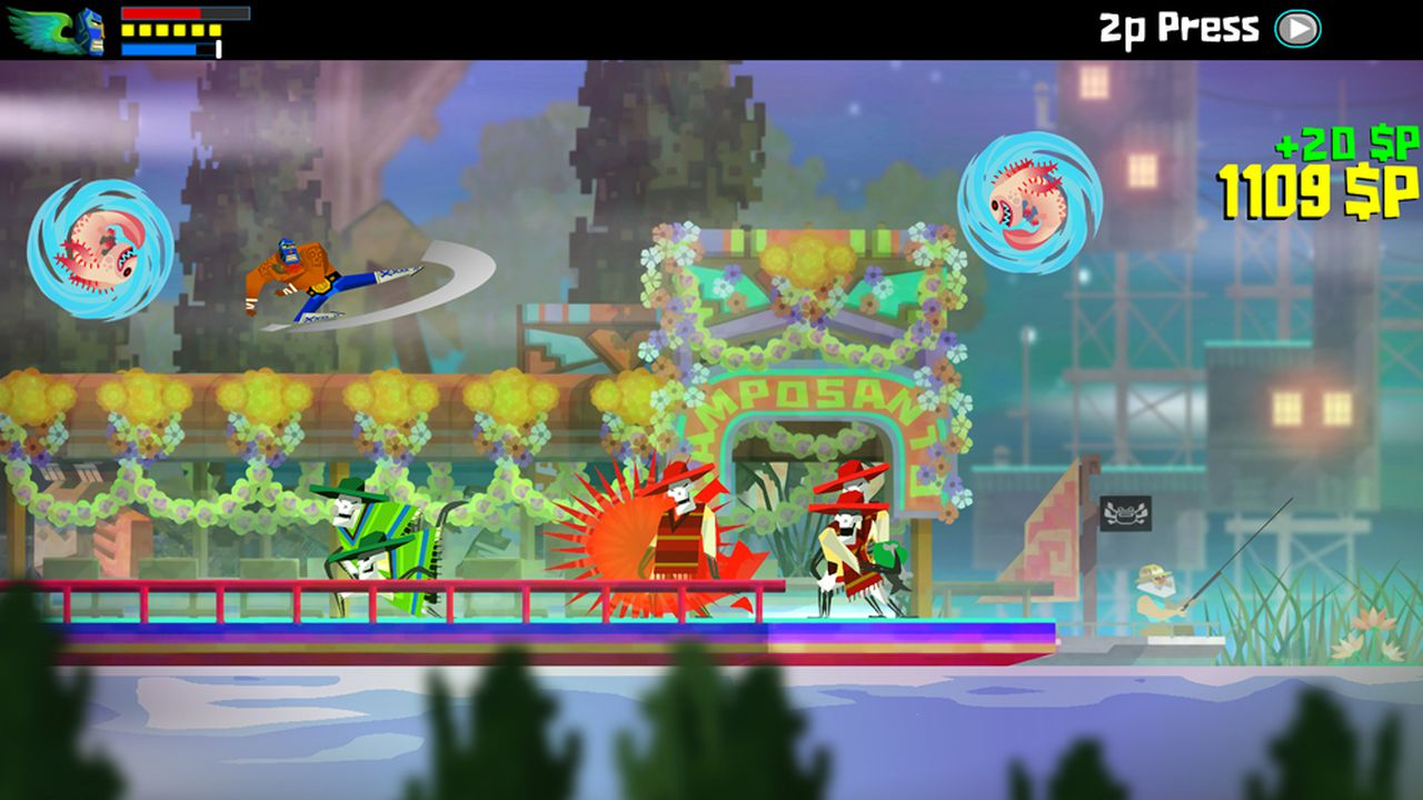 Guacamelee! Super Turbo Championship Edition download