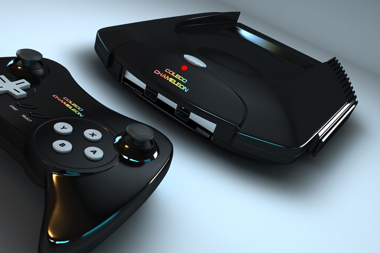 video game consoles - photo #25
