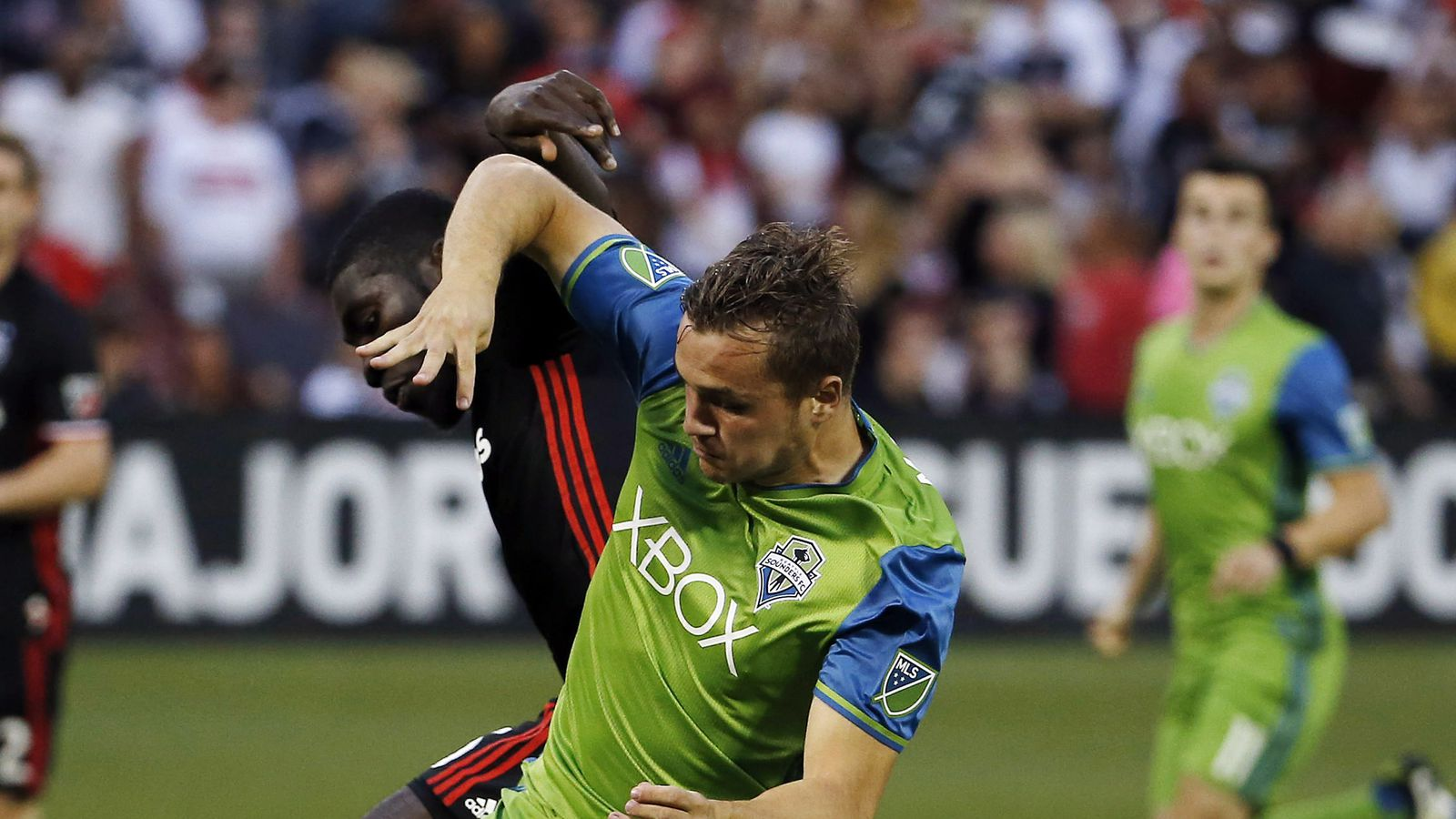 Sounders at D.C. United 2016, recap: Seattle enters break on a win