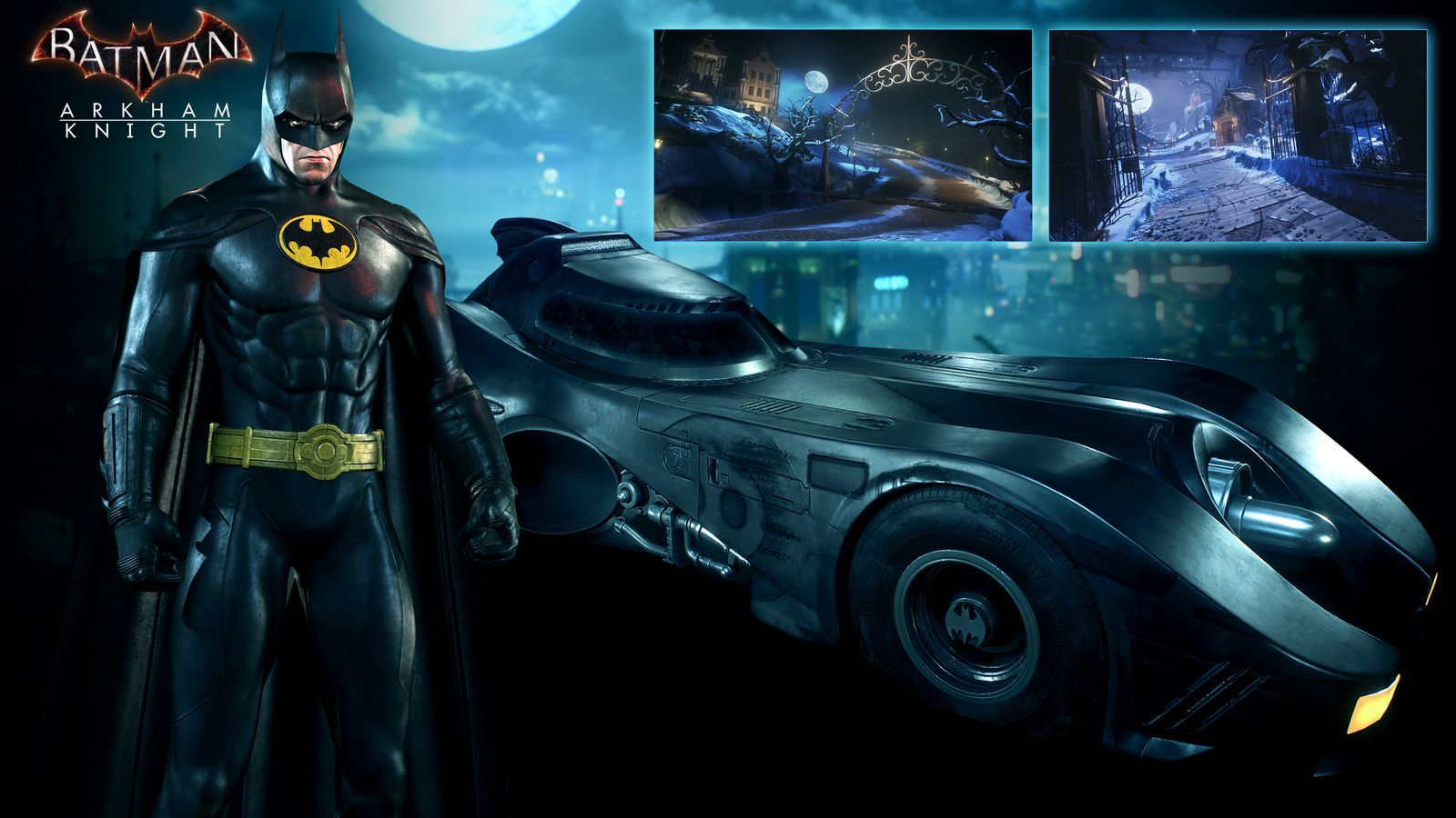 Michael Keatons 1989 Costume And Batmobile Are Coming To