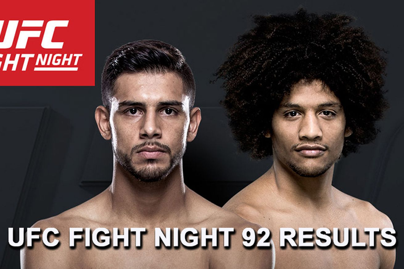community news, UFC Fight Night 92 live results stream, Rodriguez vs Caceres play by play updates