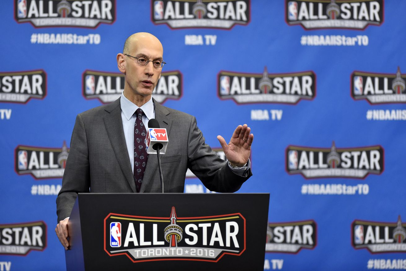 National Basketball Association reportedly pulling 2017 All-Star Game out of Charlotte