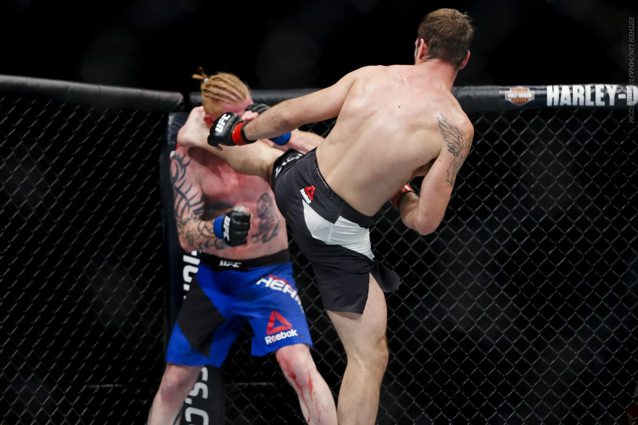 UFC 201 prelims do sixth best number in FOX Sports 2 history