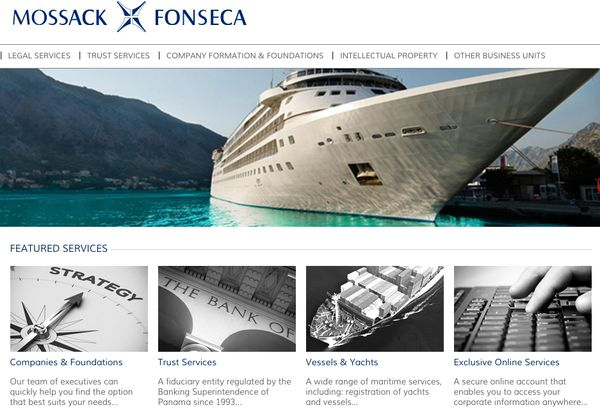 Yes, their website has a yacht on it.