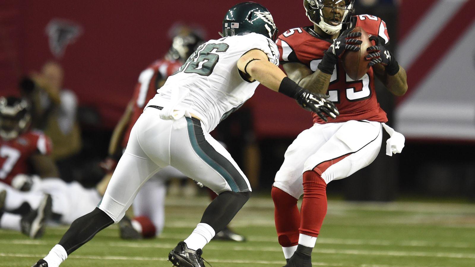 Philadelphia Eagles Week 1 snap counts: Zach Ertz nearly doubled Brent Celek's playing time