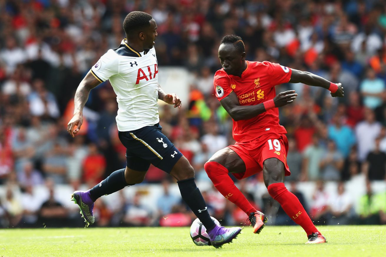 Stalemate between Tottenham and Liverpool