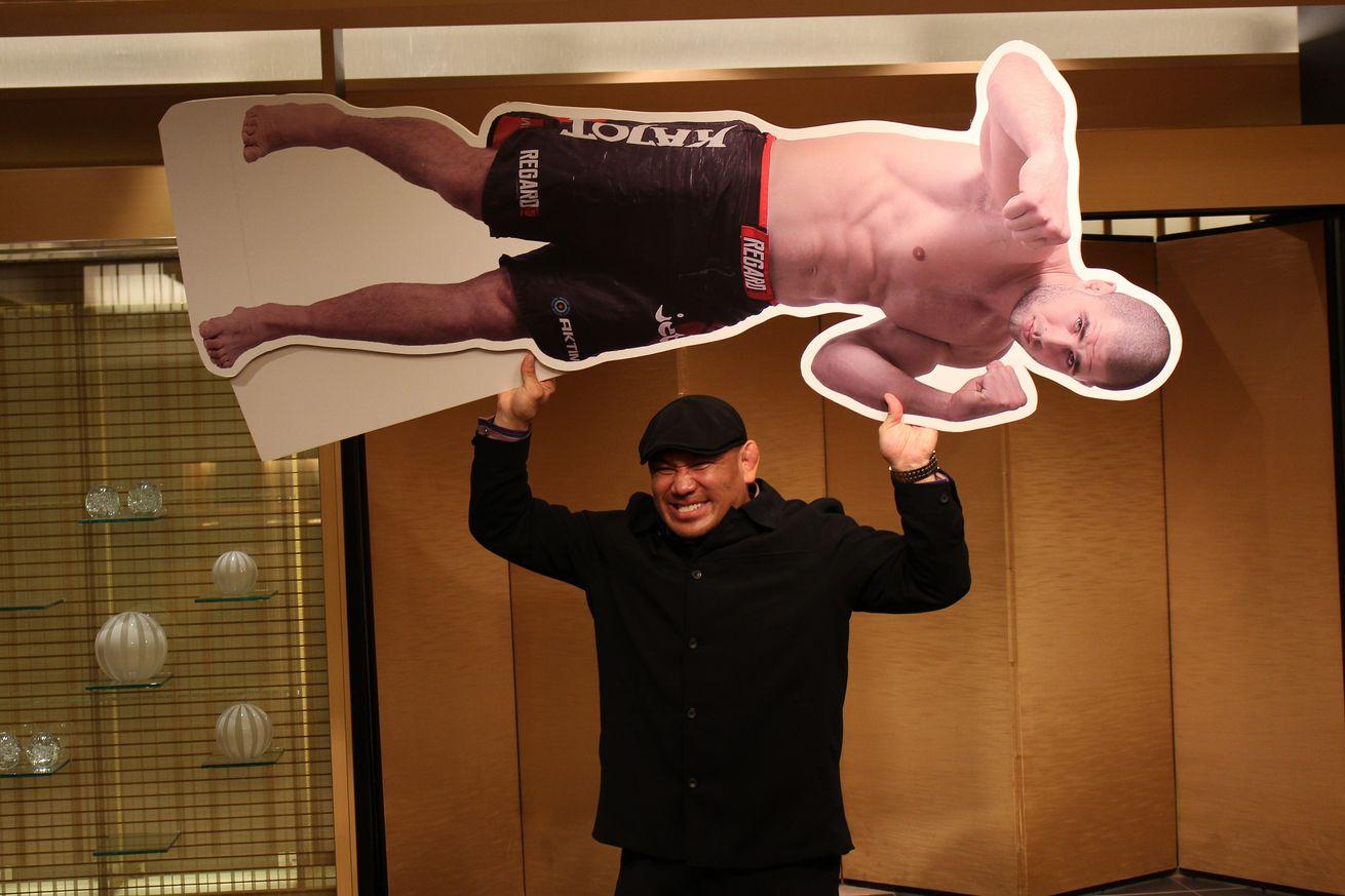 community news, Kazuyuki Fujita returns to MMA, set to compete for RIZIN FF on April 17
