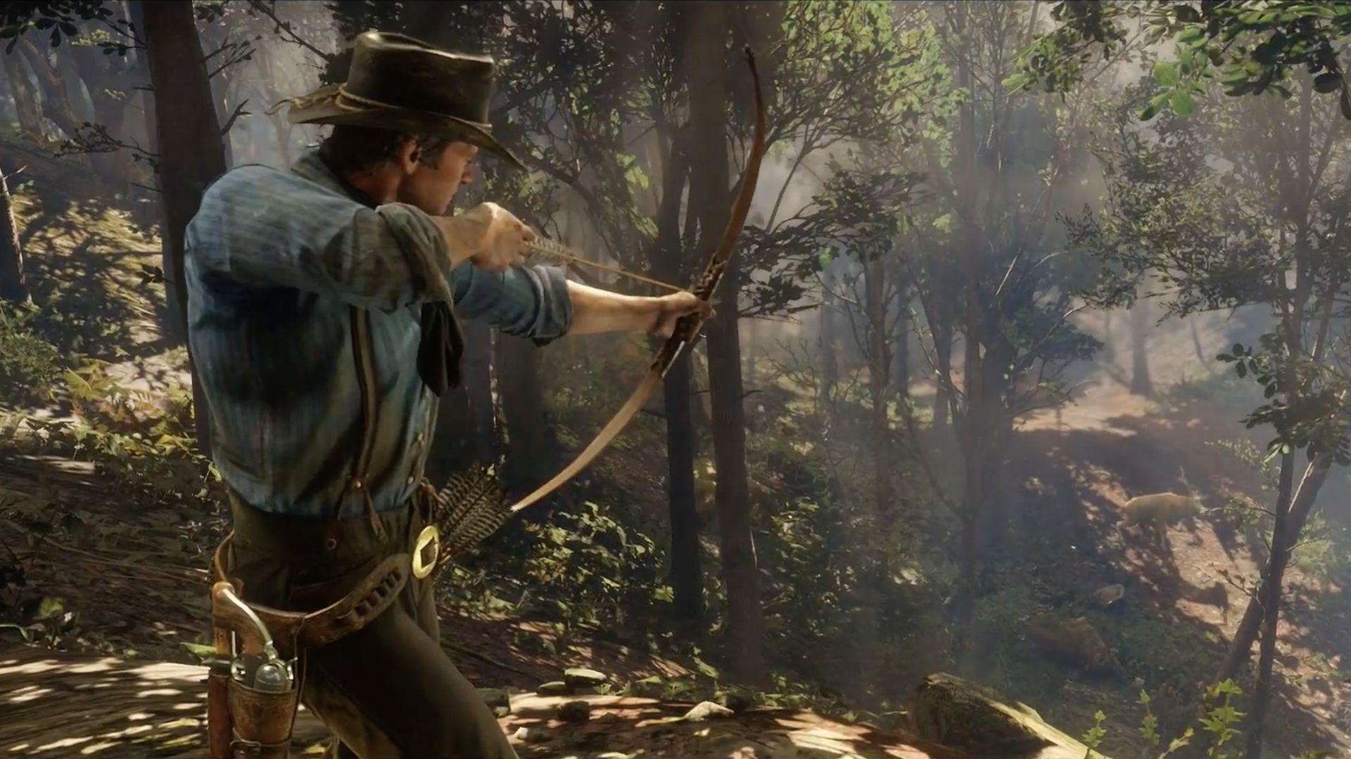 Red Dead Redemption 2's second trailer confirms it's a prequel