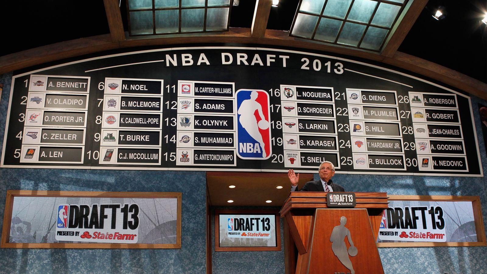 Nba Draft: NBA Draft 2013: Portland Trail Blazers Select Marko