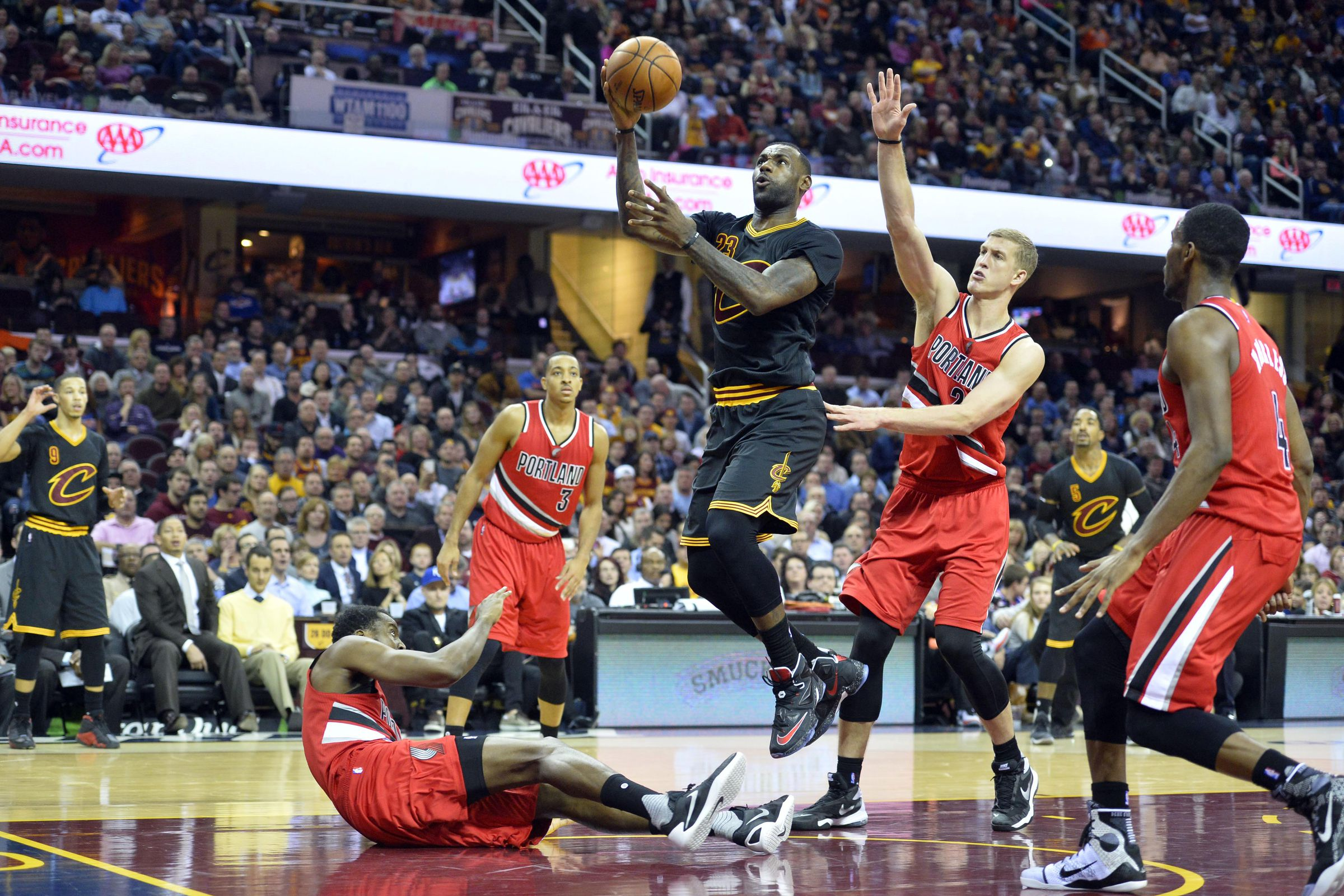 Gameday Thread: Cleveland Cavaliers Vs Portland Trail Blazers ...