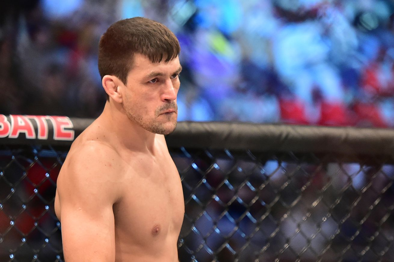 UFC 198s Demian Maia isnt a stepping stone, wants title shot with win over Matt Brown