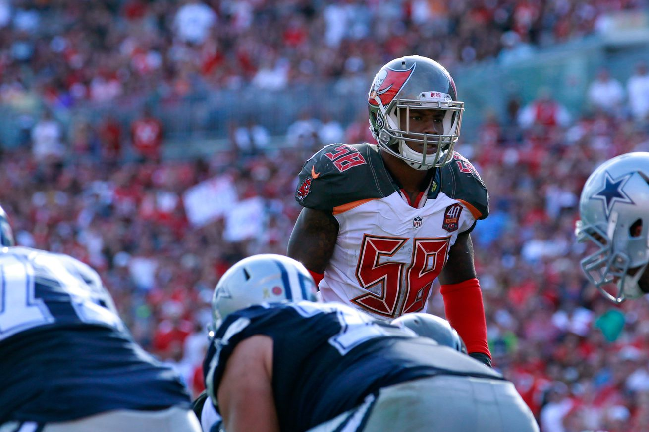 NFL Jerseys Outlet - Daily Bucs Links: Kwon Alexander is good - Bucs Nation