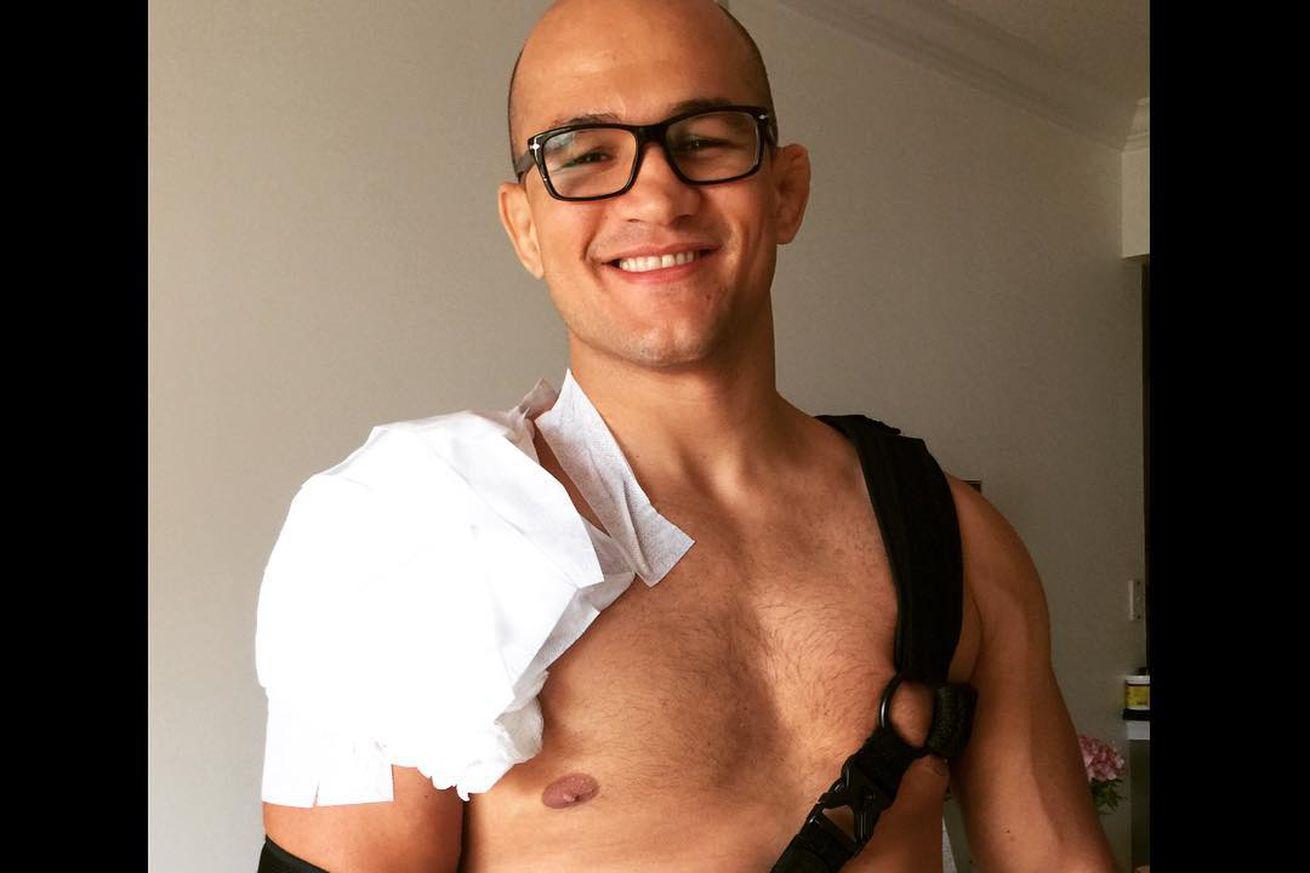 community news, UFC heavyweight Junior dos Santos sidelined following shoulder surgery
