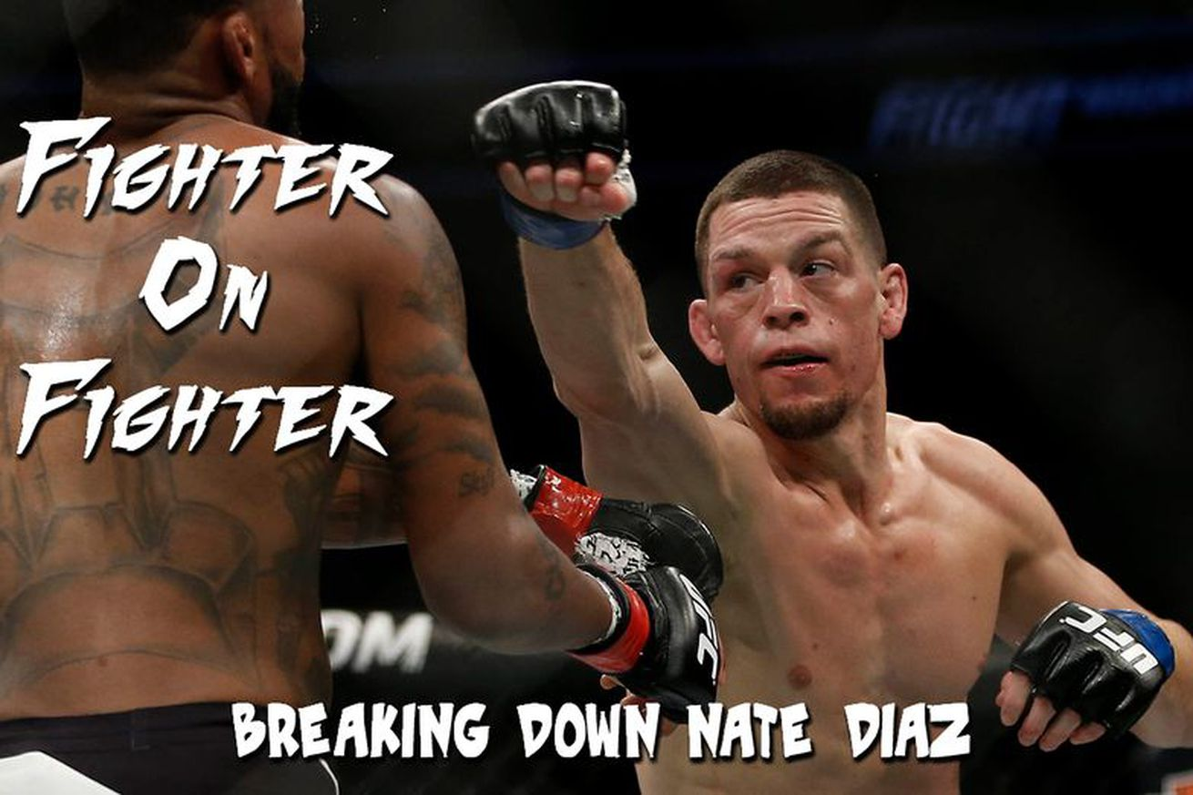 Fighter on Fighter: Breaking down UFC 202s Nate Diaz