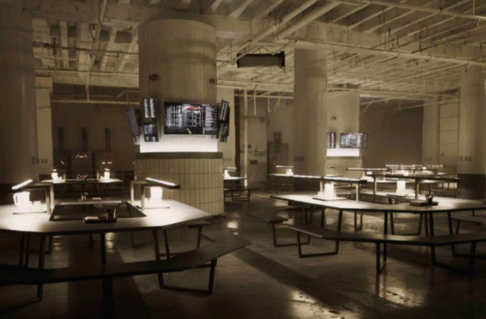 Hunger Games Show Hunger Games Cafeteria