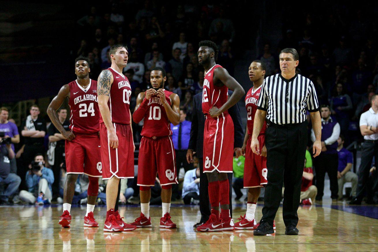 Sooners Basketball: Hield Lifts Oklahoma Over Texas