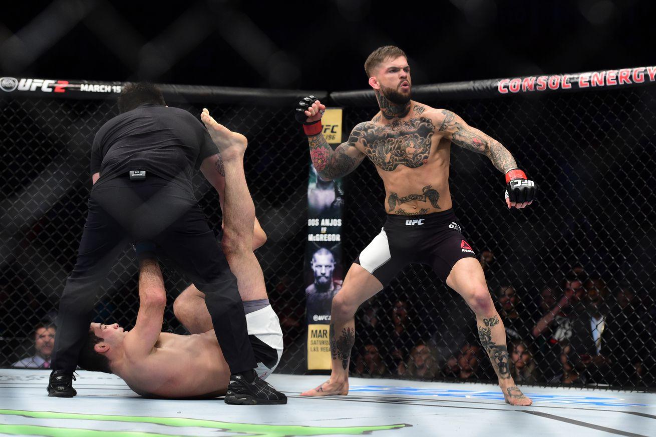 community news, UFC Fight Night 88 fight card: Cody Garbrandt vs Thomas Almeida full fight preview