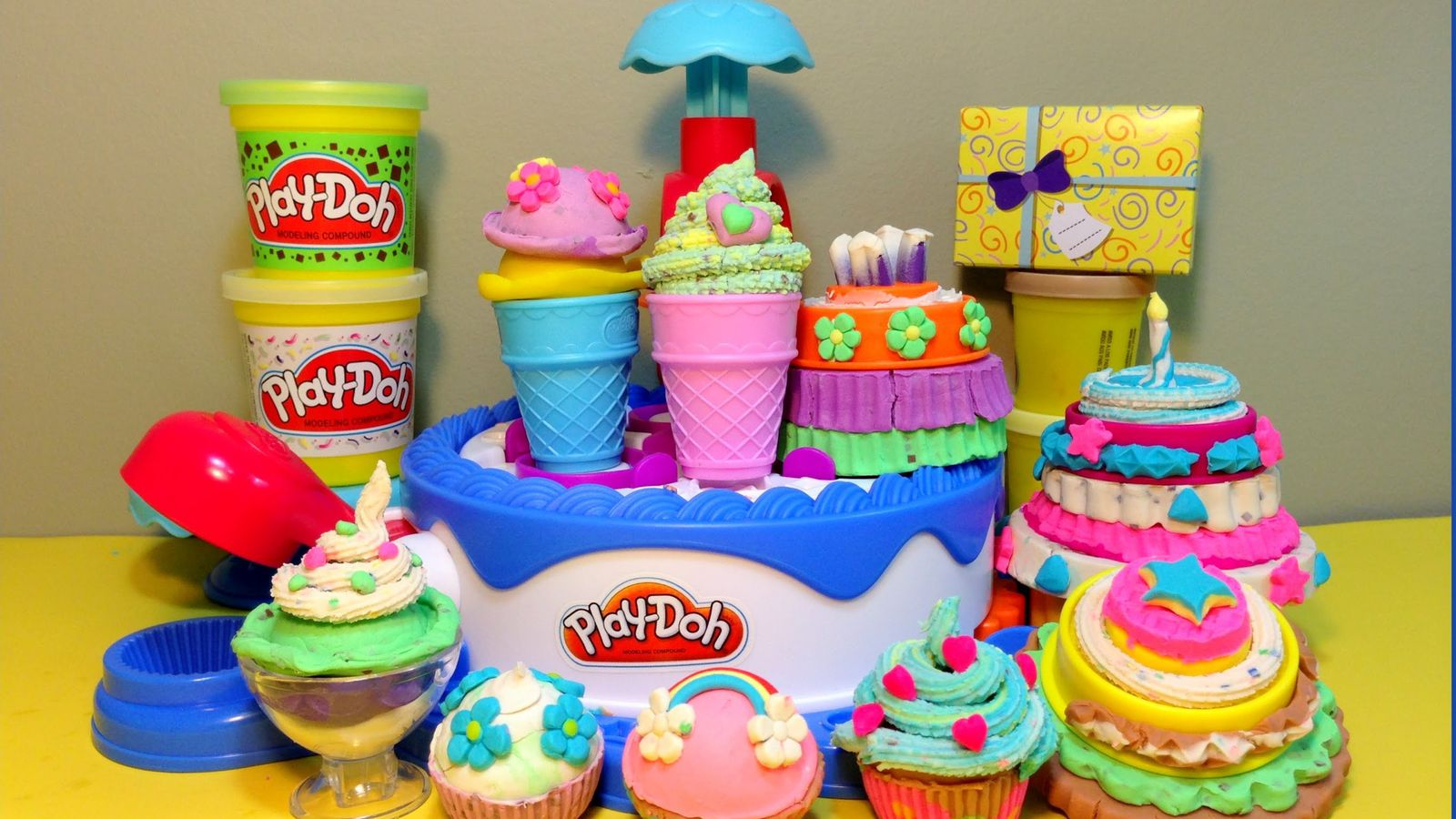 Of course there s a live action play doh movie in development the