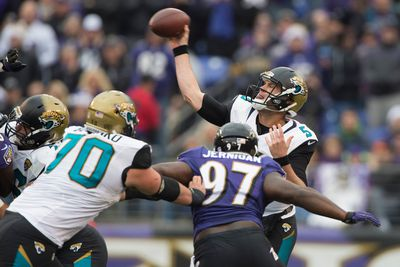 usa today 8270800.0 SPYING ON THE ENEMY: Ravens vs Jaguars: Final game status