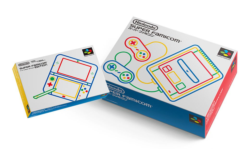 Nintendo New 3DS XL Super Famicom édition - Bientôt au Japon ! 0000237_06.0