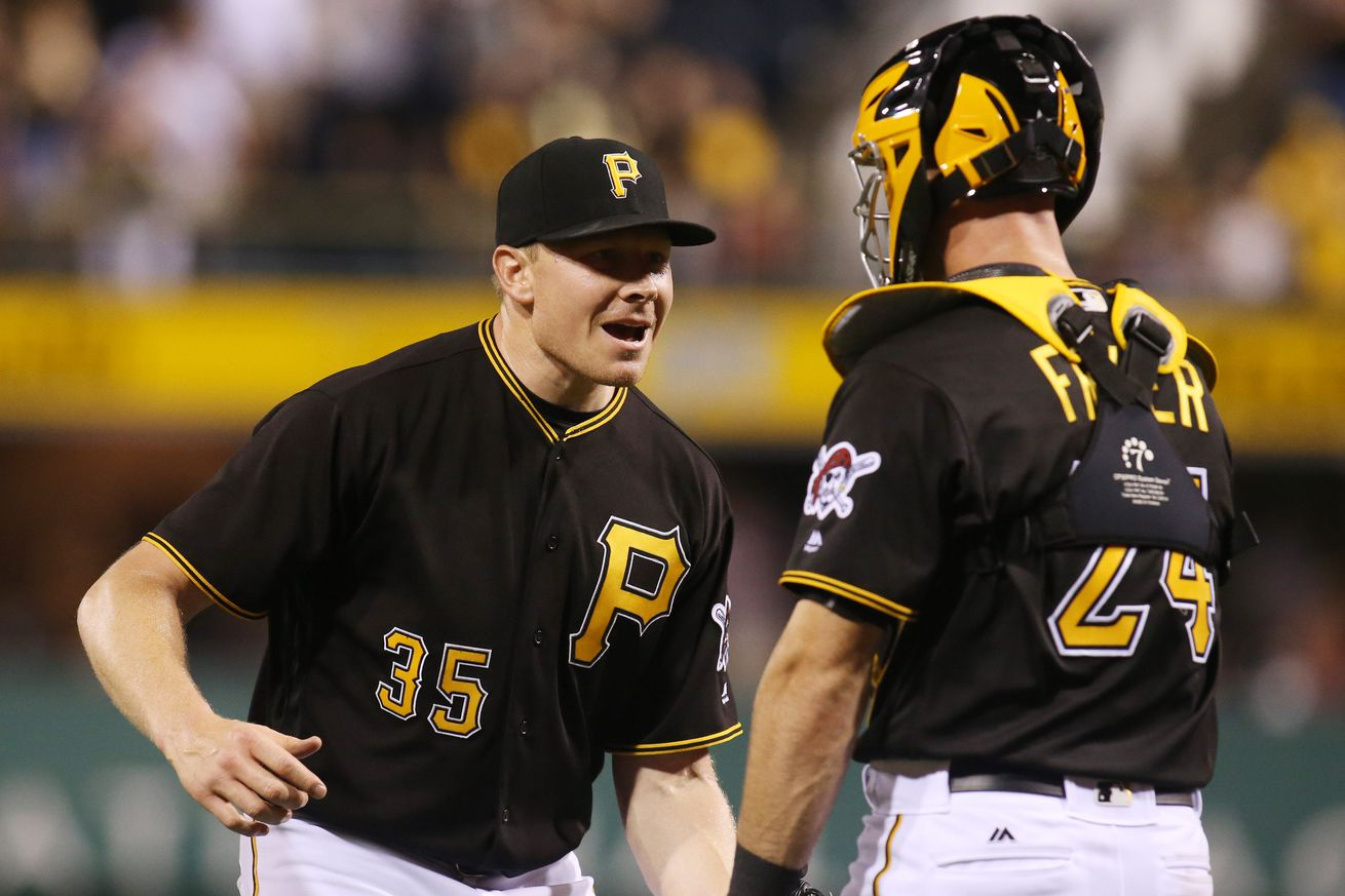 Nationals acquire Mark Melancon from Pirates