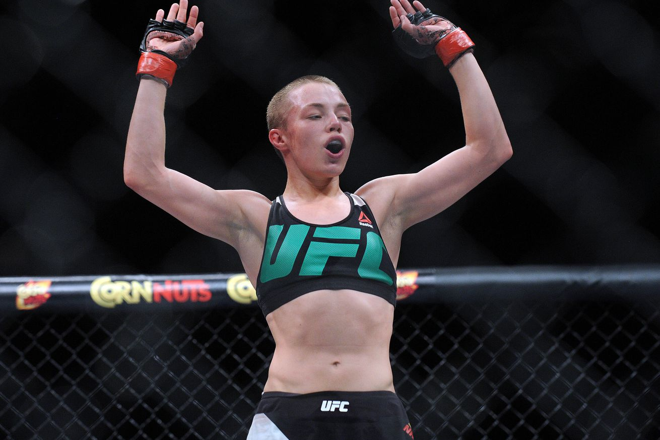 UFC on FOX 19 results: Rose Namajunas defeats Tecia Torres by unanimous decision