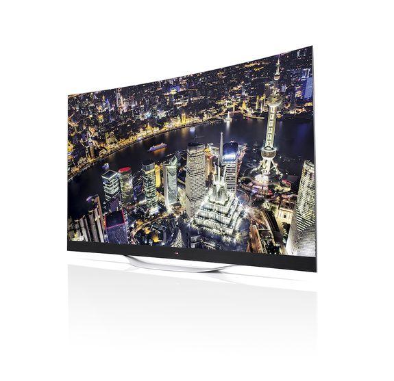 LG تطلق أول شاشة 4K OLED الشهر القادم 1