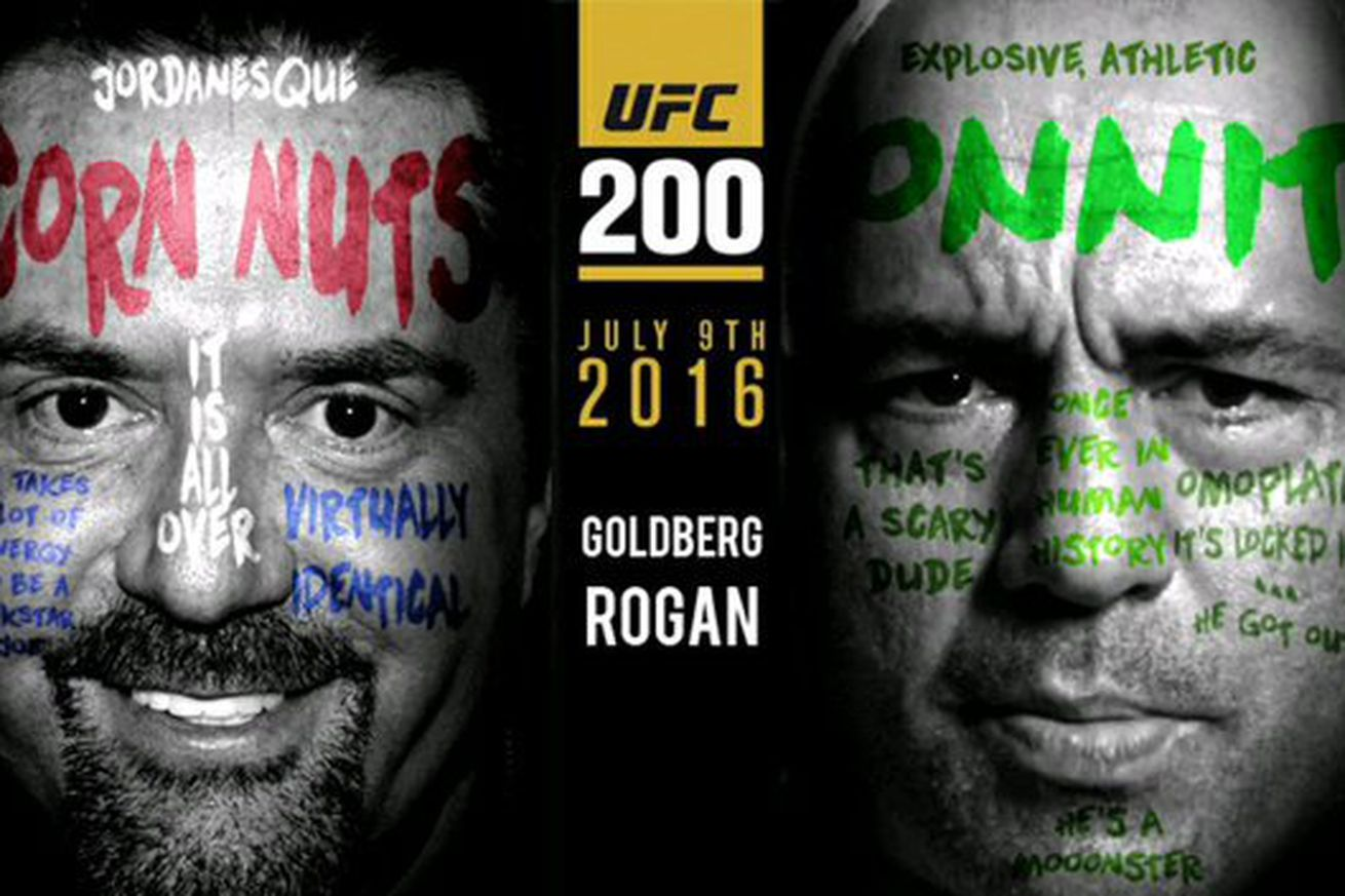 community news, The Weekly Grind: UFC 200 posters, Sage Northcutt goes to Canada, the Stockton slap