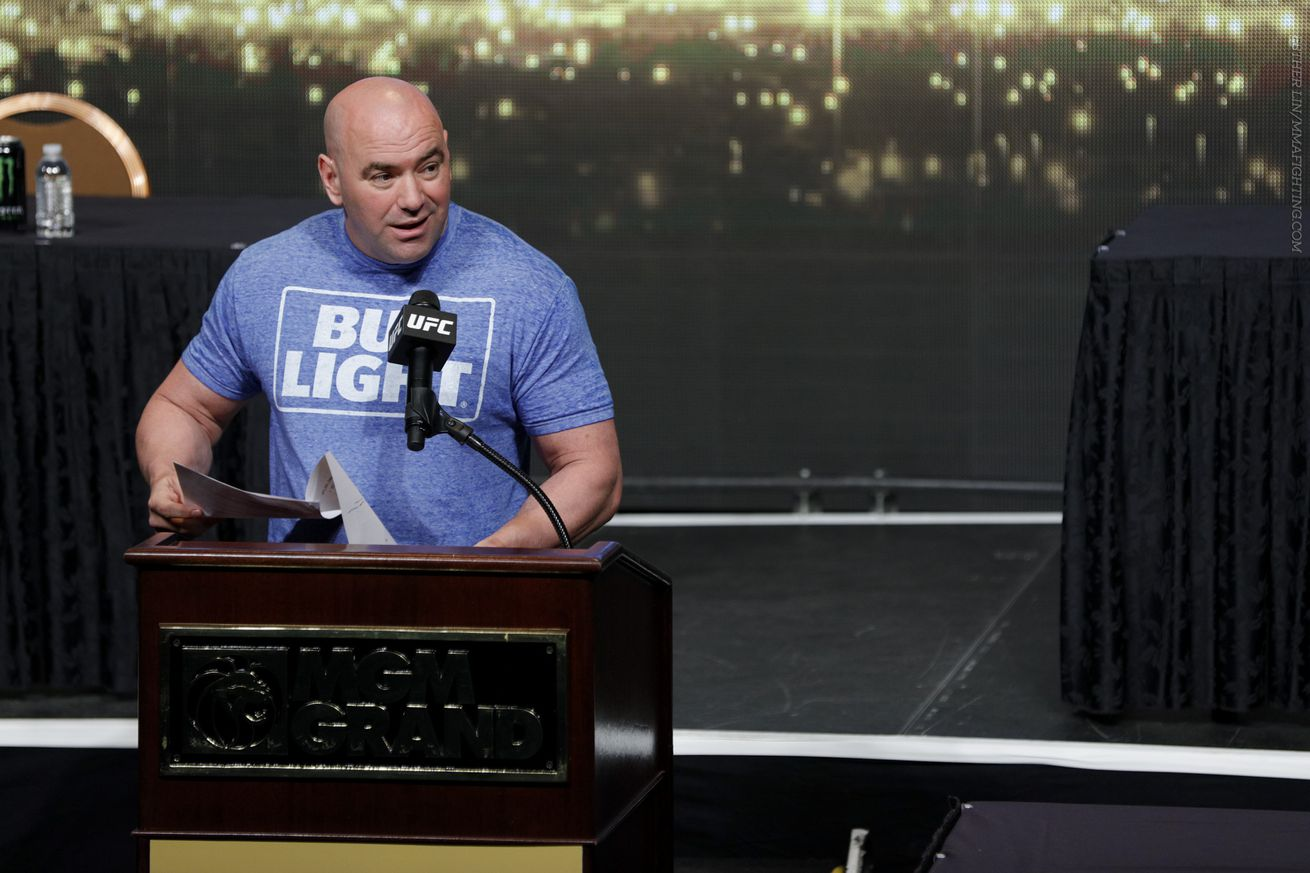 Dana White: Conor McGregor might fight this summer, but not at UFC 200