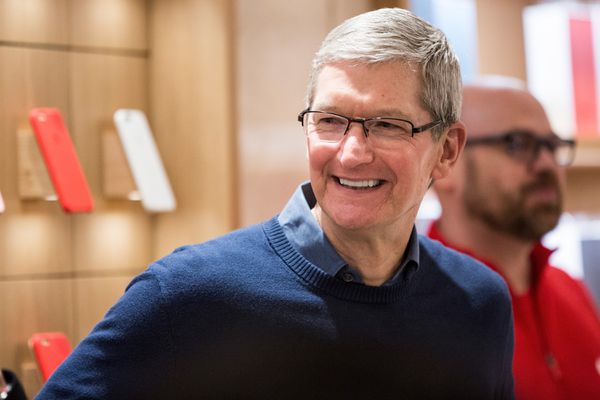 Tim Cook, enemy of the state.