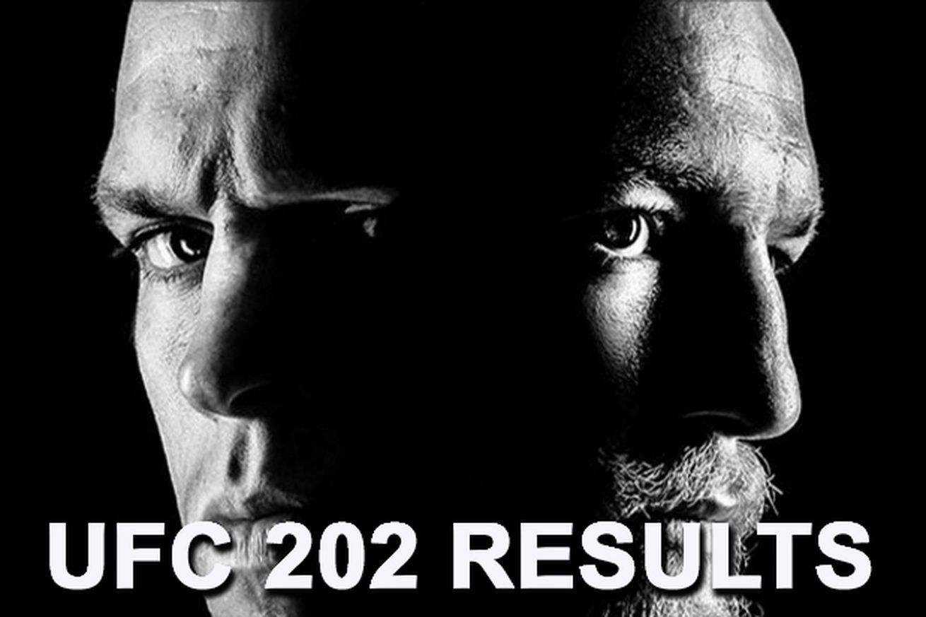 community news, UFC 202 results: Conor McGregor vs. Nate Diaz 2 live stream play by play updates