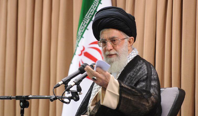 khamenei sentences