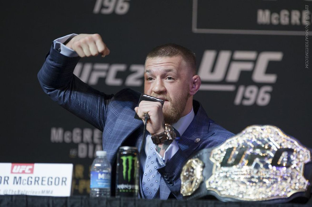community news, Conor McGregor says Nate Diaz is right: 'They f*cking all are on steroids'