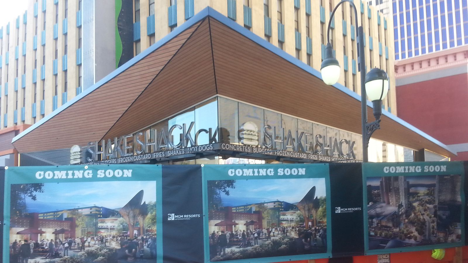 26 Things You Need To Know About Shake Shack Opening Dec