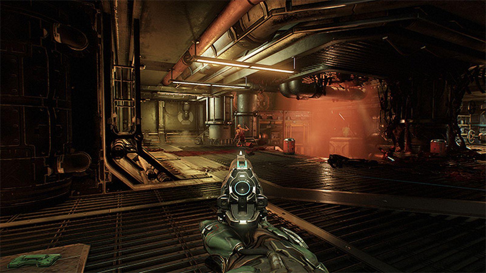 Doom update adds photo mode this week | Polygon
