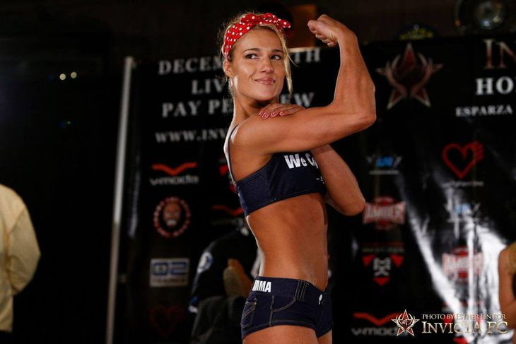Dana White: Felice Herrig not kicked out of TUF 20, but 'a fight ...