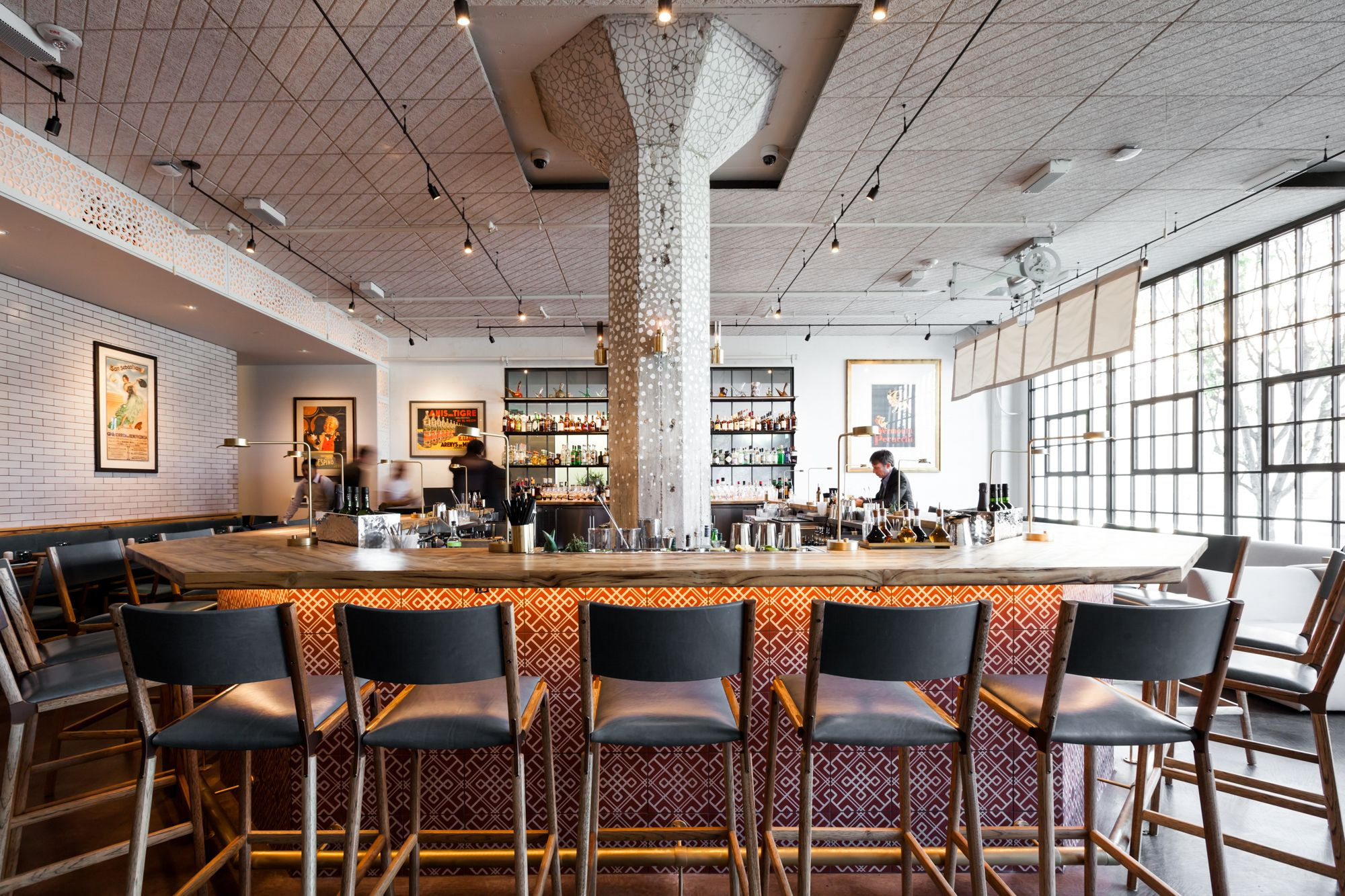 Bellota S Stunning Dining Room Brings Glamour Back To San
