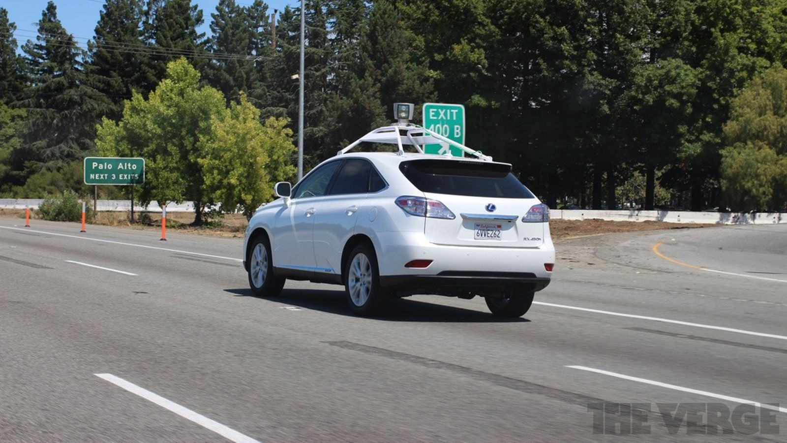 Drive Google Maps Car Google's Self-driving Cars