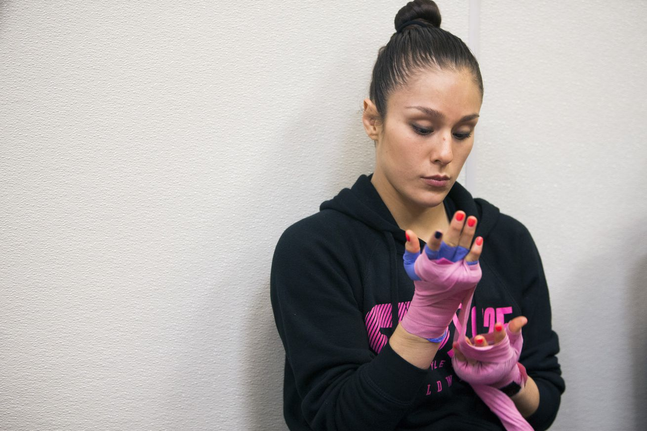 Alexa Grasso thought about quitting MMA during long injury layoff
