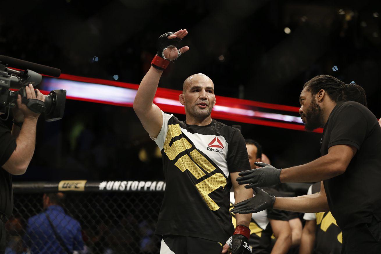 UFC on FOX 19 results recap: Dana White likes Glover Teixeira vs Anthony Johnson next