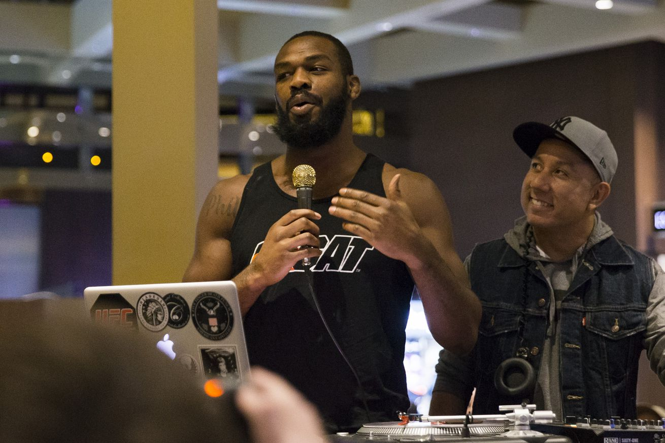 In a weird way, all these years later, Jon Jones is 'happy Daniel Cormier has a chance to be UFC champion