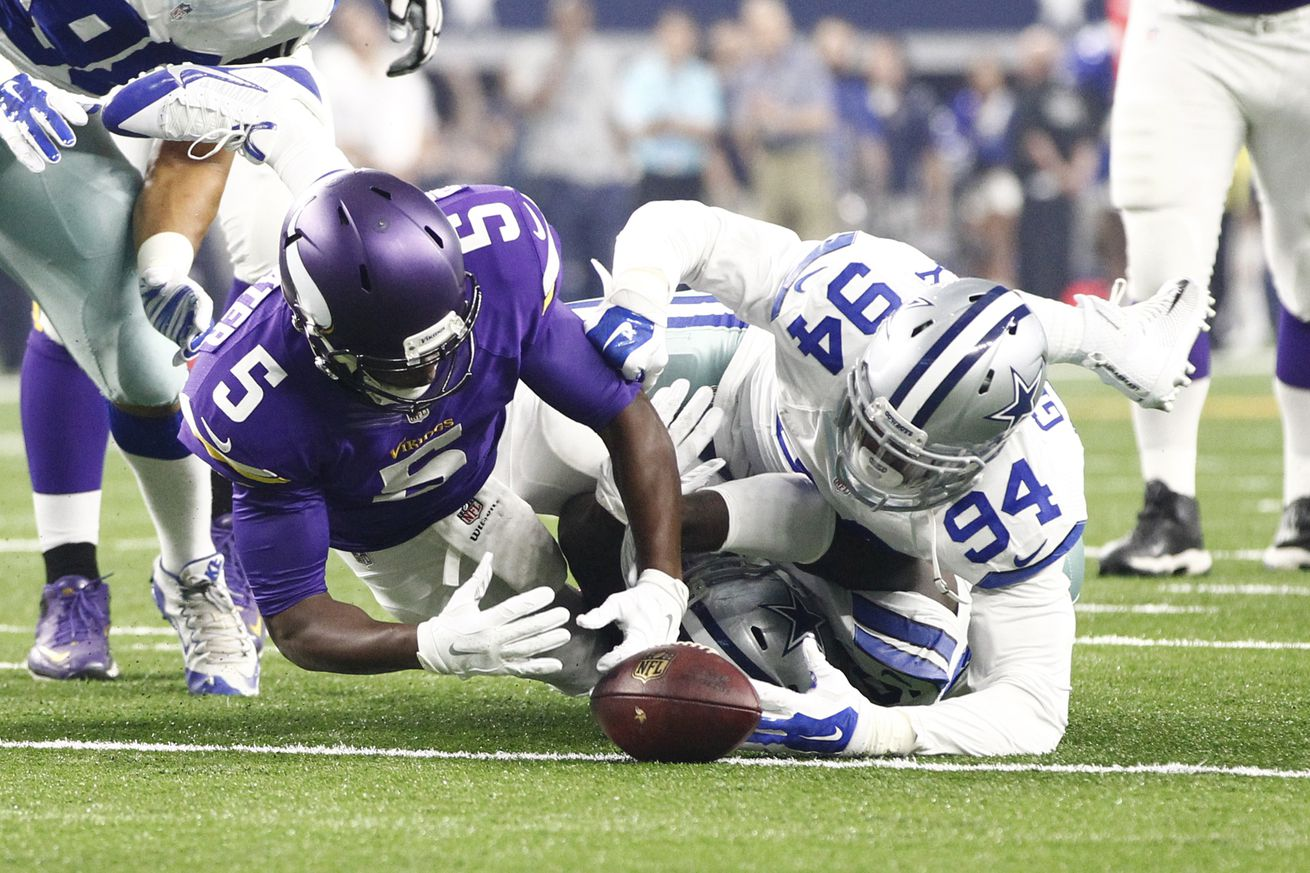 Official Nike Jerseys Cheap - Dallas Cowboys Preseason: Ten Observations From The Vikings Game ...