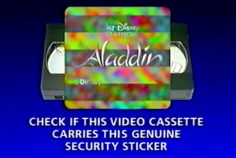 An amazing, insanely comprehensive collection of home video anti-piracy PSAs