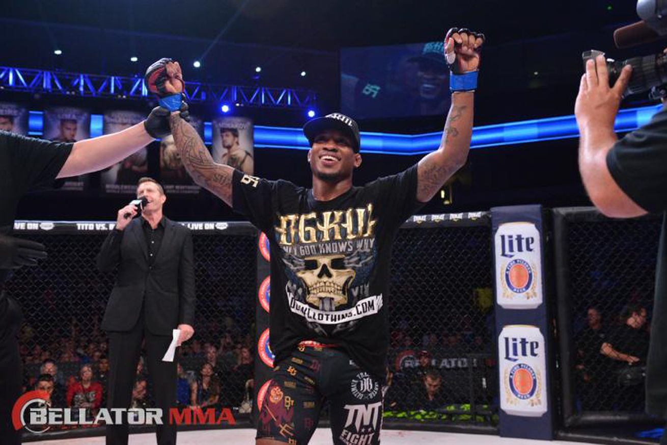 A.J. McKee, Bubba Jenkins fights added to Bellator 160 main card