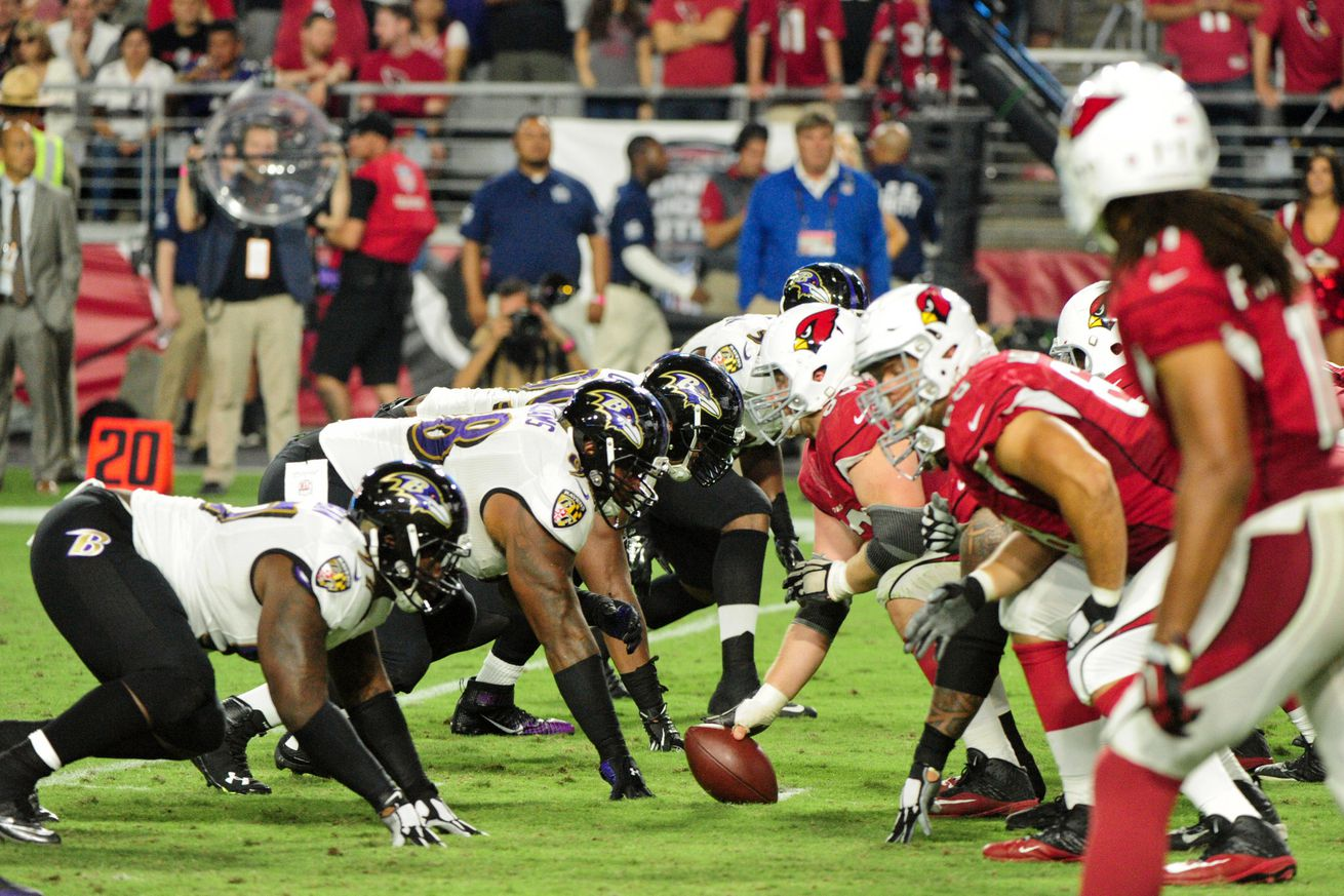 What kind of pressure is the Baltimore Ravens defense under ...