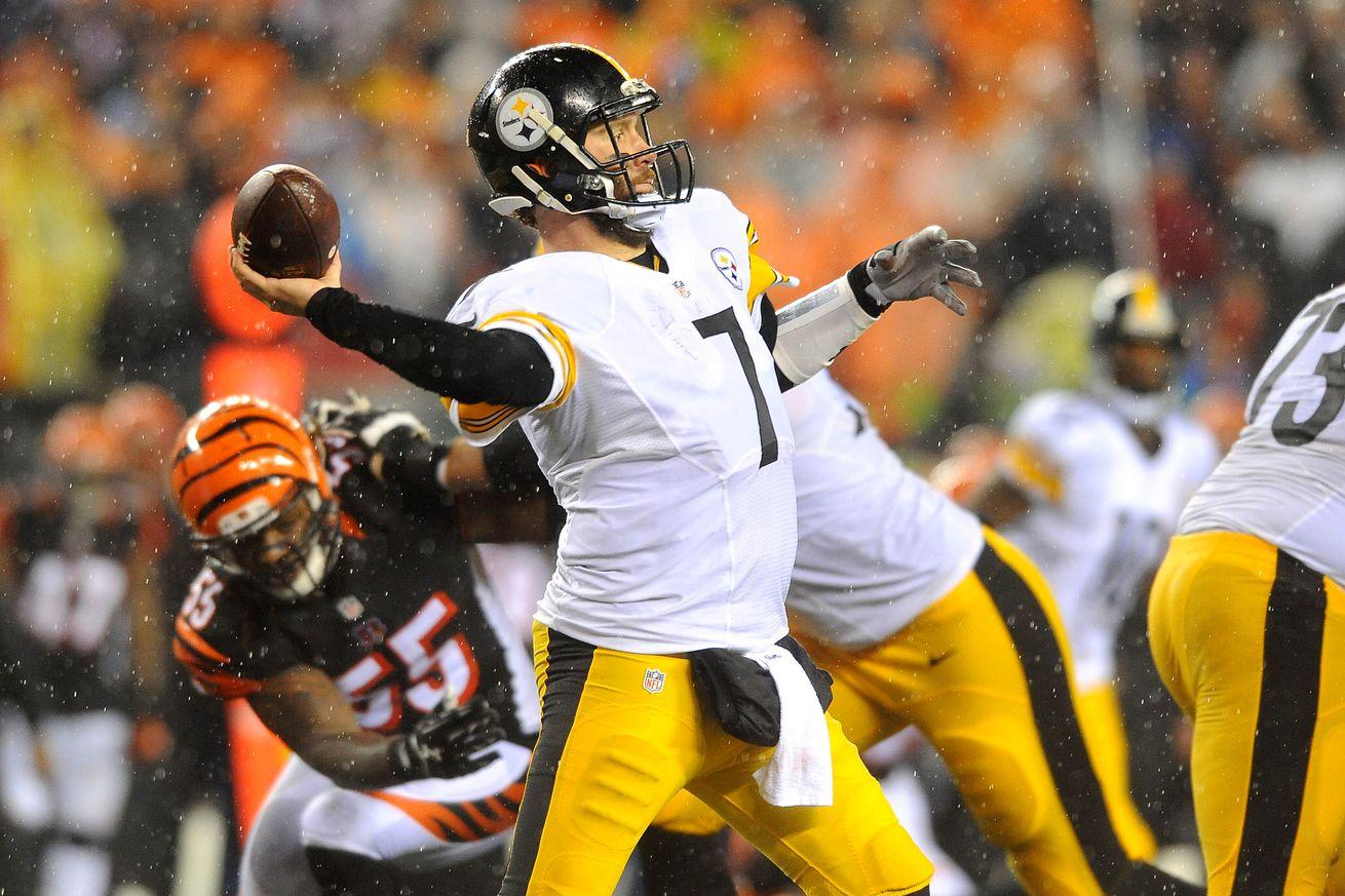 Ben Roethlisberger Injury: Steelers QB still hasn't tested his injured shoulder in practice